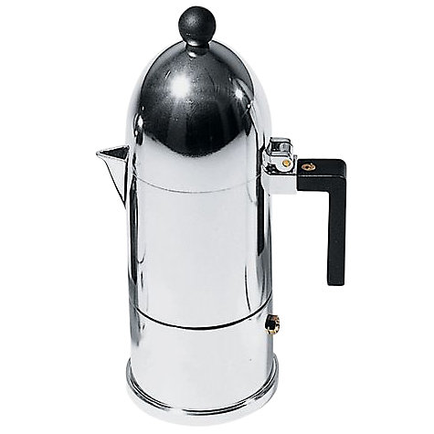 Buy La Cupola, Espresso Coffee Maker, 3 Cup Online at johnlewis.com