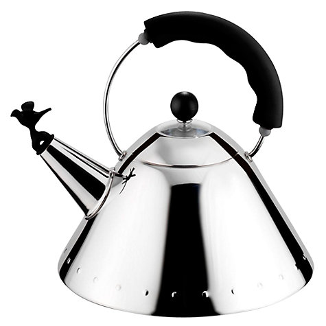 Buy Alessi Stovetop Kettle Online at johnlewis.com
