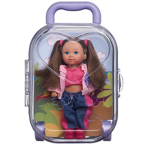 Buy Steffi Evi Doll Air Hostess Trolley Online at johnlewis.com