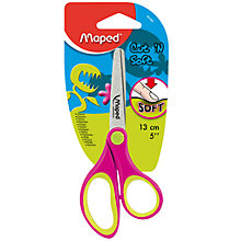 Buy Cut n Soft Scissors, 13cm Online at johnlewis.com