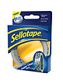 Sellotape Super Clear Tape, W1.8cm x L25m