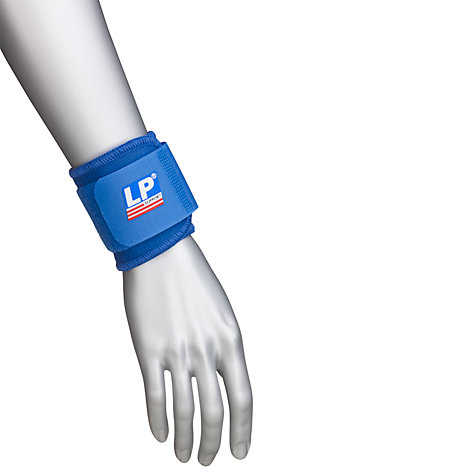 Buy LP Supports Neoprene Wrist Support, One Size Online at johnlewis.com