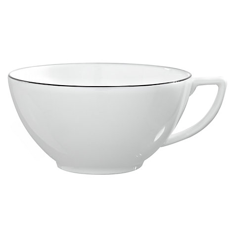 Buy Jasper Conran for Wedgwood Platinum Teacup Online at johnlewis.com