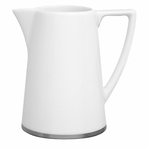 Buy Jasper Conran for Wedgwood Platinum Cream Jug Online at johnlewis.com