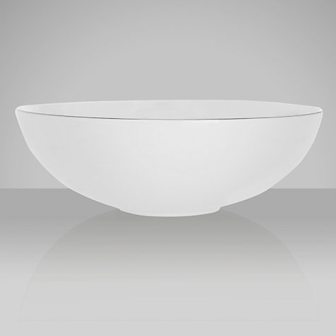 Buy Jasper Conran for Wedgwood Platinum Serving Bowl, 30cm Online at johnlewis.com