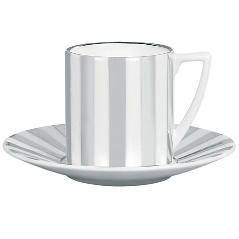 Buy Jasper Conran for Wedgwood Platinum Striped Tableware Online at johnlewis.com