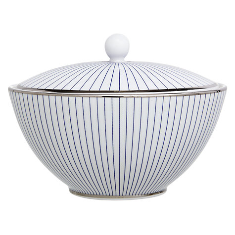 Buy Jasper Conran for Wedgwood Pinstripe Sugar Box Online at johnlewis.com
