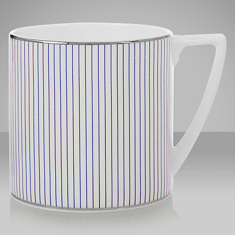 Buy Jasper Conran for Wedgwood Pinstripe Mini Mug Online at johnlewis.com