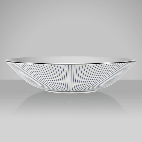 Buy Jasper Conran for Wedgwood Pinstripe Cereal Bowl, 18cm Online at johnlewis.com