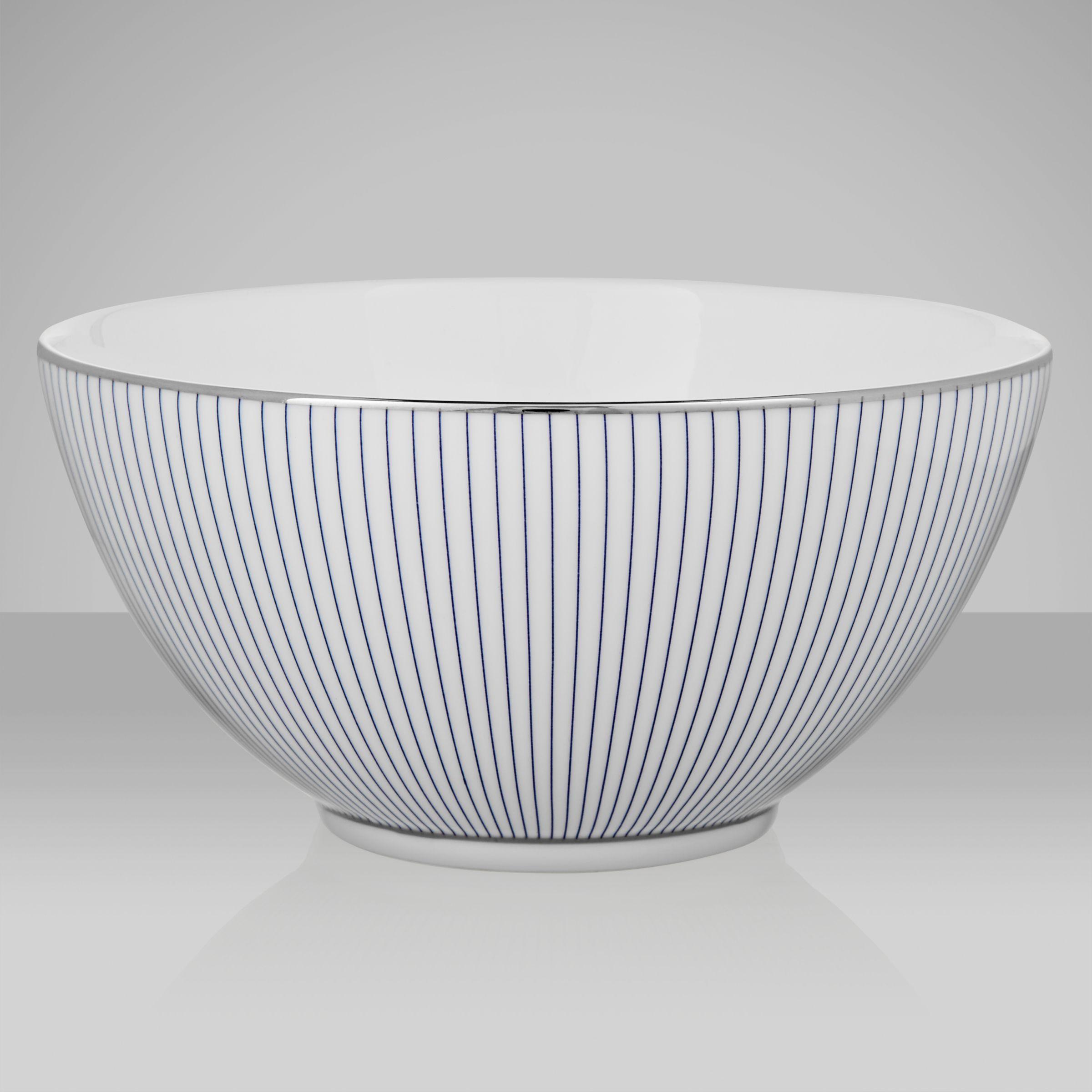Jasper Conran Jasper Conran for Wedgwood Pinstripe Gift Bowl, 14cm