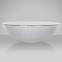 Buy Jasper Conran for Wedgwood Pinstripe Serving Bowl Online at johnlewis.com