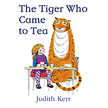 Buy The Tiger Who Came to Tea Online at johnlewis.com