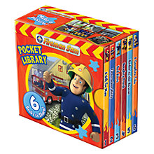 Buy Fireman Sam: Pocket Library Online at johnlewis.com