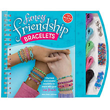 Buy Klutz Fancy Friendship Bracelet Online at johnlewis.com