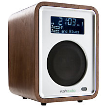 Buy Ruark R1 MKII DAB Digital Radio, B Grade Online at johnlewis.com