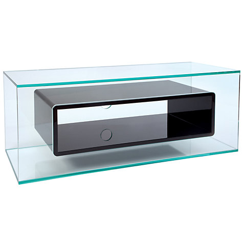 "Buy Greenapple GL59406 Niche Television Stand for up to 50"" TVs, Black Online at johnlewis.com"