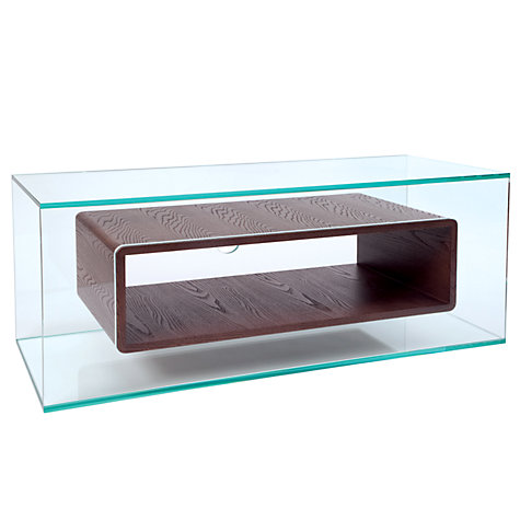 "Buy Greenapple GL59406 Niche Television Stand for up to 50"" TVs, Wenge Online at johnlewis.com"