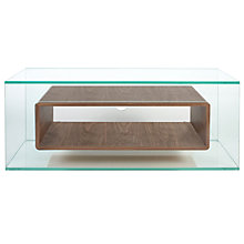 "Buy Greenapple GL59407 Niche Television Stand for up to 50"" TVs, Walnut Online at johnlewis.com"