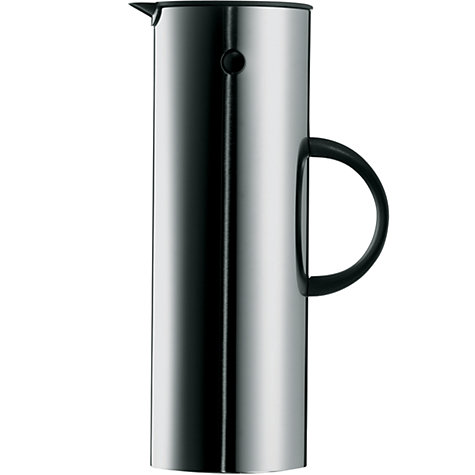 Buy Stelton Vacuum Jug, 1L, Stainless Steel Online at johnlewis.com