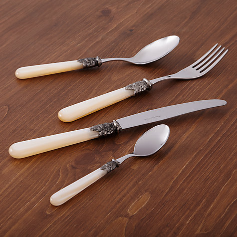 Buy Vintage Ivory Salad Servers Online at johnlewis.com
