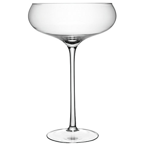 Buy LSA International Maxa Giant Champagne Coupe, 8.4L Online at johnlewis.com