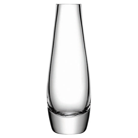 Buy LSA Single Stem Vase, H17cm Online at johnlewis.com