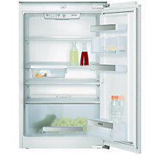 Buy Siemens KI18RA50GB Integrated Larder Fridge, A+ Energy Rating, 54cm Wide Online at johnlewis.com