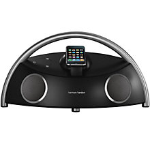 Buy Harman Kardon Go + Play iPod/iPhone Portable Music System Online at johnlewis.com