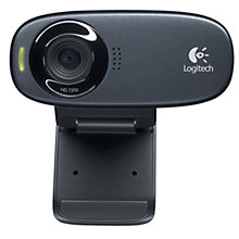 Buy Logitech C310 HD Webcam Online at johnlewis.com
