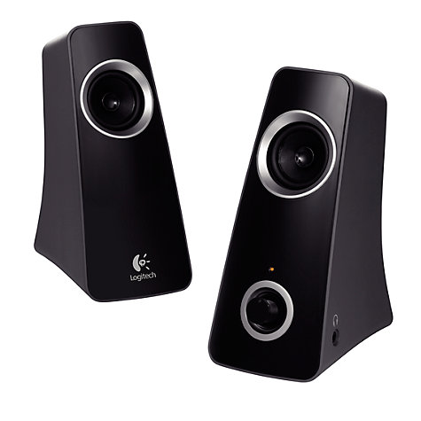 Buy Logitech Z320 Speakers Online at johnlewis.com