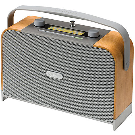 Buy ROBERTS Expression DAB Digital Radio Online at johnlewis.com