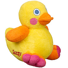Buy Cuddly Bath Time Duck Pal Online at johnlewis.com