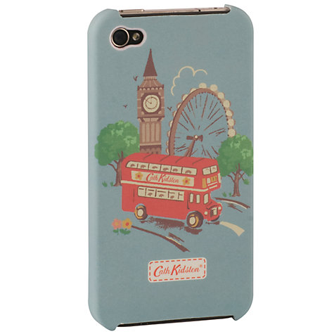 Buy Cath Kidston Case for 4th Generation iPhone, London Online at johnlewis.com