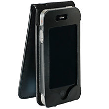 Buy Venom Flip and Talk Case for iPhone 4 & 4S, Black Online at johnlewis.com