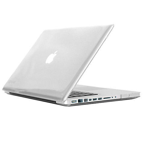 "Buy Speck SeeThru Satin Case for MacBook Pro 15"" Online at johnlewis.com"