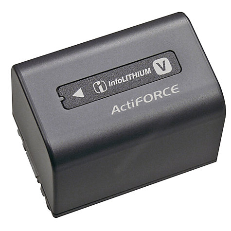 Buy Sony NP-FV70 Rechargeable Camcorder Battery Online at johnlewis.com