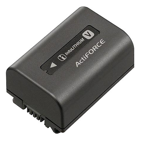 Buy Sony NP-FV50 Rechargeable Camcorder Battery Online at johnlewis.com