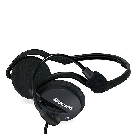 Buy Microsoft LX-2000 LifeChat Headset Online at johnlewis.com
