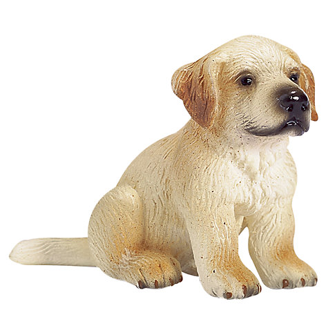 Buy Schleich Pets: Retriever Puppy Online at johnlewis.com