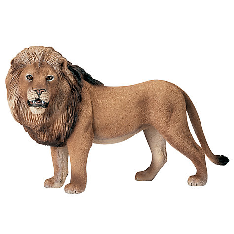 Buy Schleich Wild Animals: Lion Online at johnlewis.com