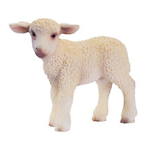 Buy Schleich Farm Life: Standing Lamb Online at johnlewis.com