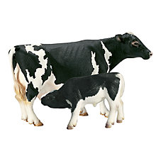 Buy Schleich Farm Life: Holstein Cow Online at johnlewis.com