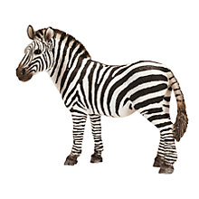 Buy Schleich Wild Animals: Zebra Online at johnlewis.com