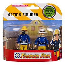 Buy Fireman Sam Figures, Pack of 2 Online at johnlewis.com