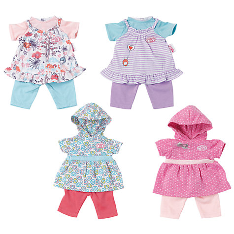 Buy my first Baby Annabell Dress, Assorted Online at johnlewis.com