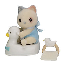 Buy Sylvanian Families Baby & Carry Case, Assorted Online at johnlewis.com