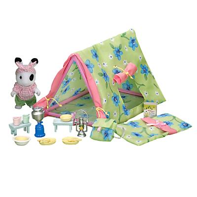 Sylvanian Families Ingrid's Camping Set