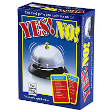 Buy Yes! No! Card Game Online at johnlewis.com