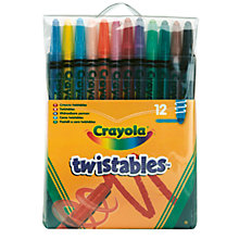 Buy Crayola Twistable Crayons, Pack of 12 Online at johnlewis.com