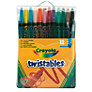 Crayola Twistable Crayons, Pack of 12